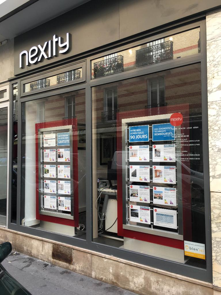 Nexity agence immobili re 34 rue escudier 92100 for Agence immobiliere 34