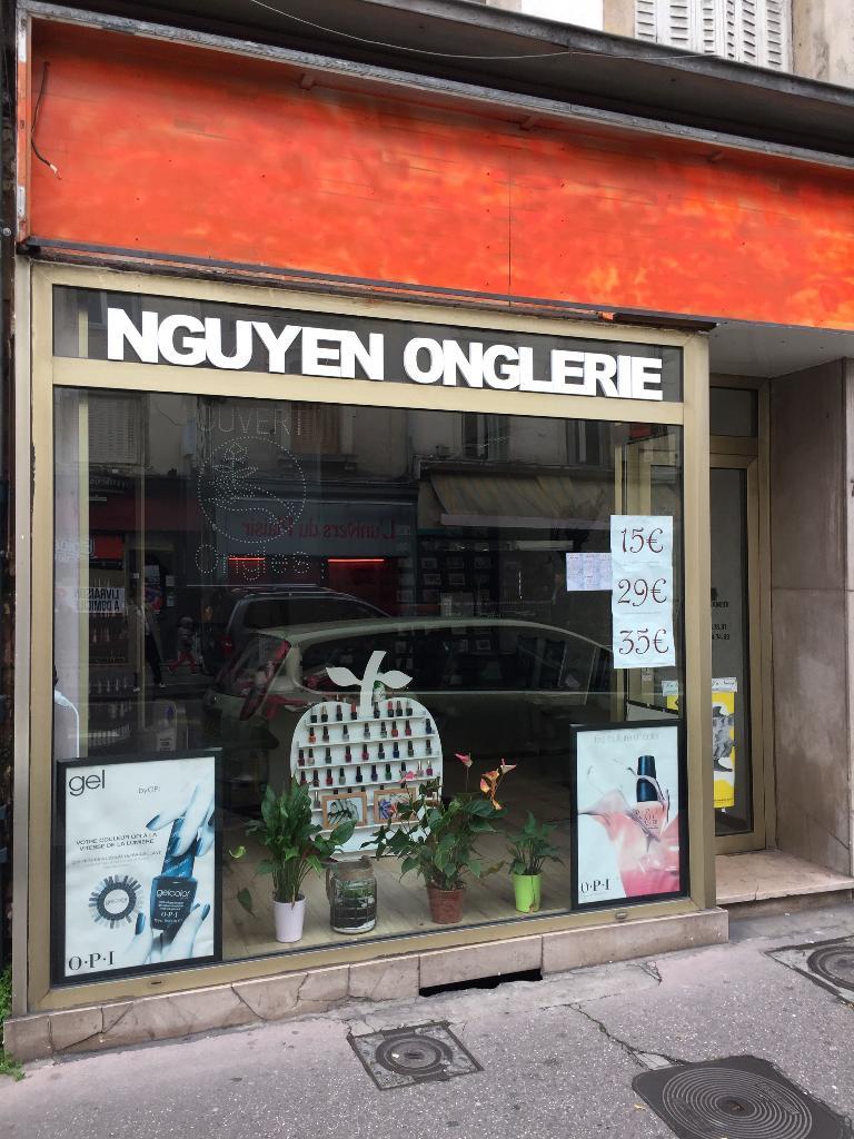 nguyen ongle rie institut de beaut 78 rue saint dizier. Black Bedroom Furniture Sets. Home Design Ideas