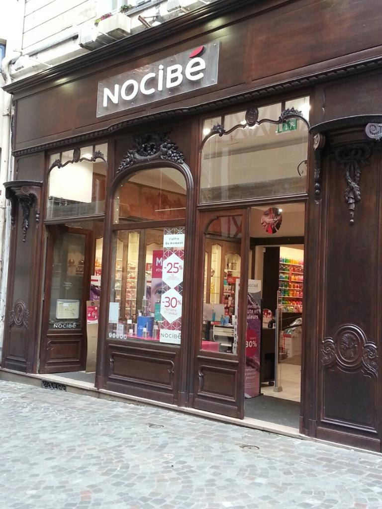 nocib parfumerie 68 rue du gros horloge 76000 rouen adresse horaire. Black Bedroom Furniture Sets. Home Design Ideas
