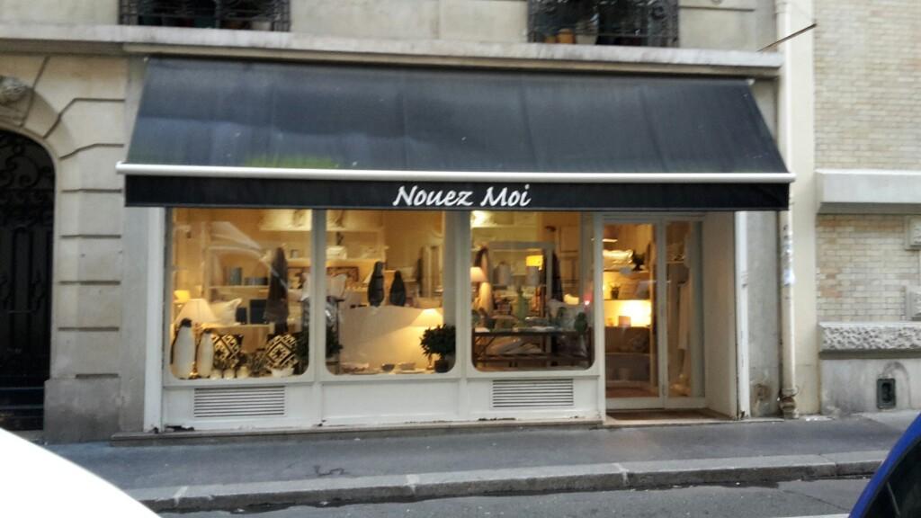 nouez moi linge de maison 27 rue des sablons 75016 paris adresse horaire. Black Bedroom Furniture Sets. Home Design Ideas