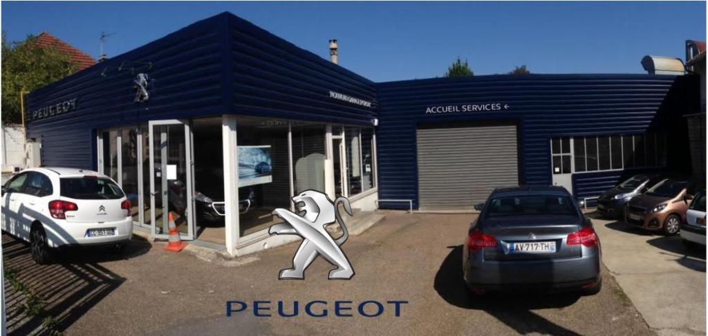 Peugeot Nouveau Garage Dorsay Orsay Carrosserie Peinture
