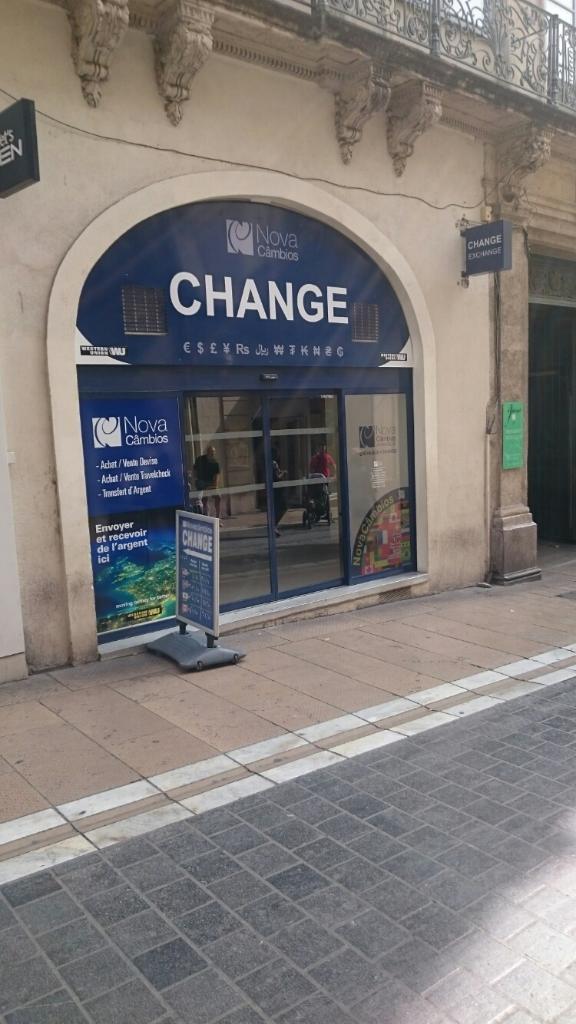 Novacambios france bureau de change montpellier bureau de change