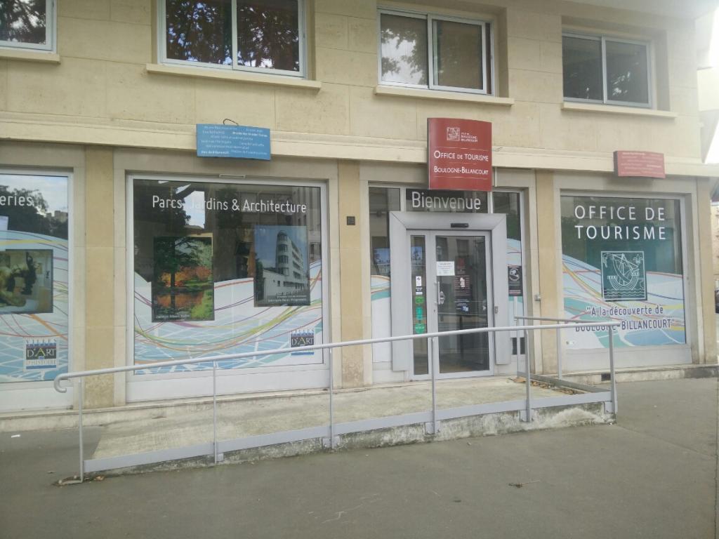 office de tourisme 92100