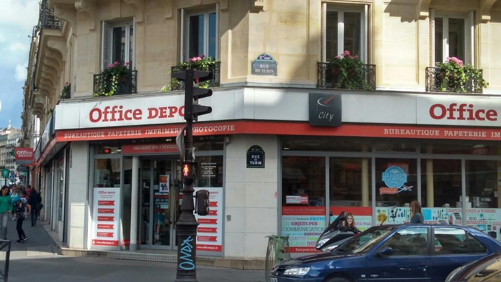 Office depot city paris 8 me batignolles vente de - Office depot boulevard des batignolles ...