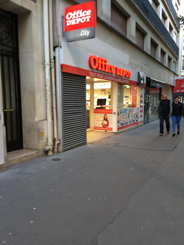 fc5dcd7dcad12 Office DEPOT City Paris 16ème Trocadéro