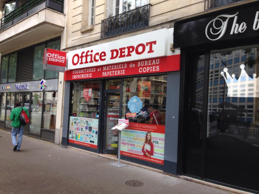 office depot city paris 16 me versailles vente de. Black Bedroom Furniture Sets. Home Design Ideas