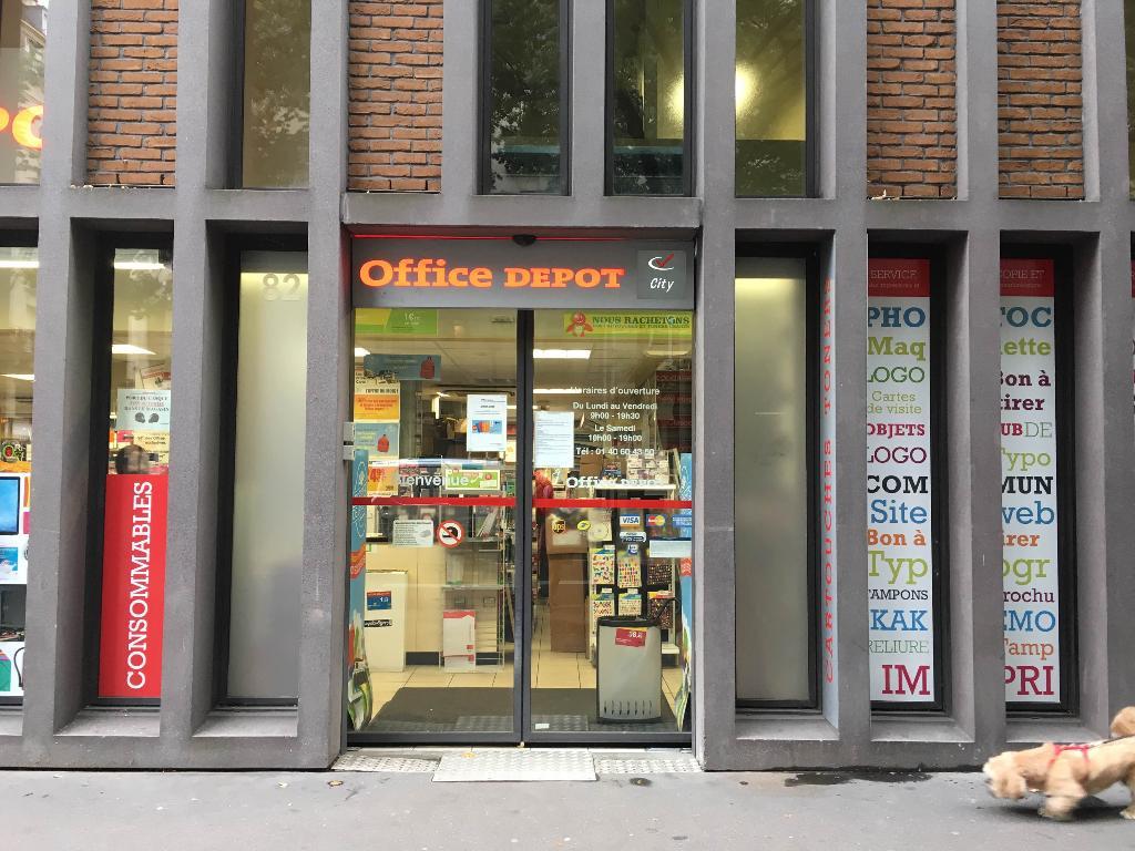 Office Depot City Paris 15ème Convention Imprimerie Et Travaux