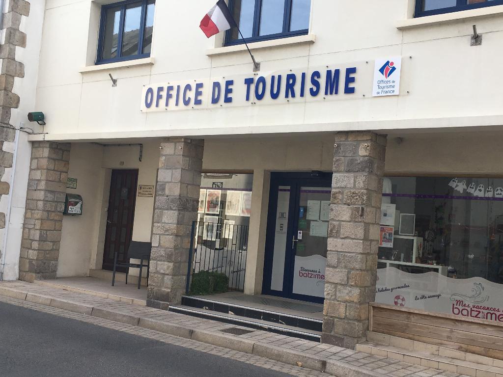 Office du tourisme office de tourisme et syndicat d 39 initiative 25 rue de la plage 44740 batz - Office du tourisme batz sur mer ...
