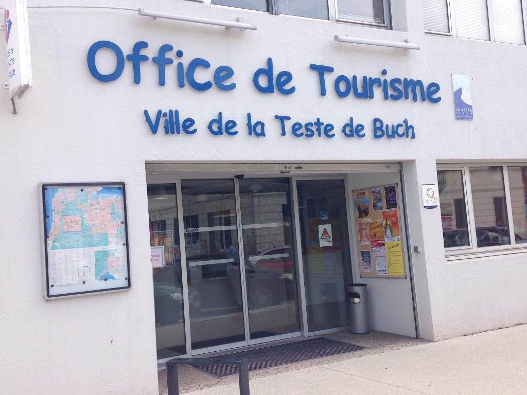 Office du tourisme de la teste de buch office de tourisme et syndicat d 39 initiative 13 bis rue - Office du tourisme la teste ...