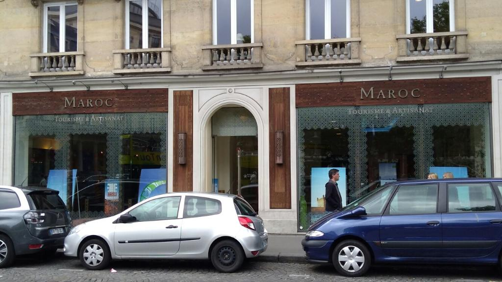 Office national marocain du tourisme office de tourisme et syndicat d 39 initiative 161 rue - Office du tourisme italien paris horaires ...