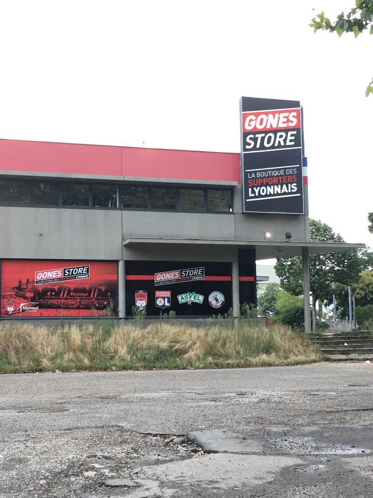 vetement Olympique Lyonnais boutique