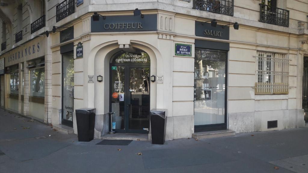 Olivier Coiffeur Coloriste Coiffeur 130 Avenue Suffren 75015