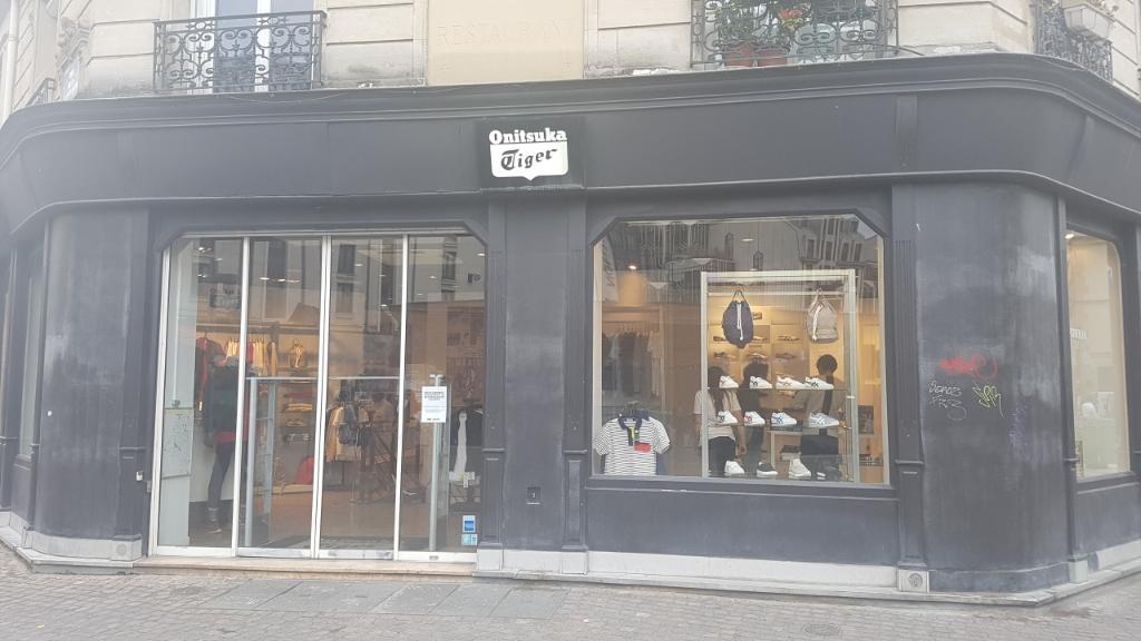 onitsuka tiger chaussures 22 rue des halles 75001 paris. Black Bedroom Furniture Sets. Home Design Ideas