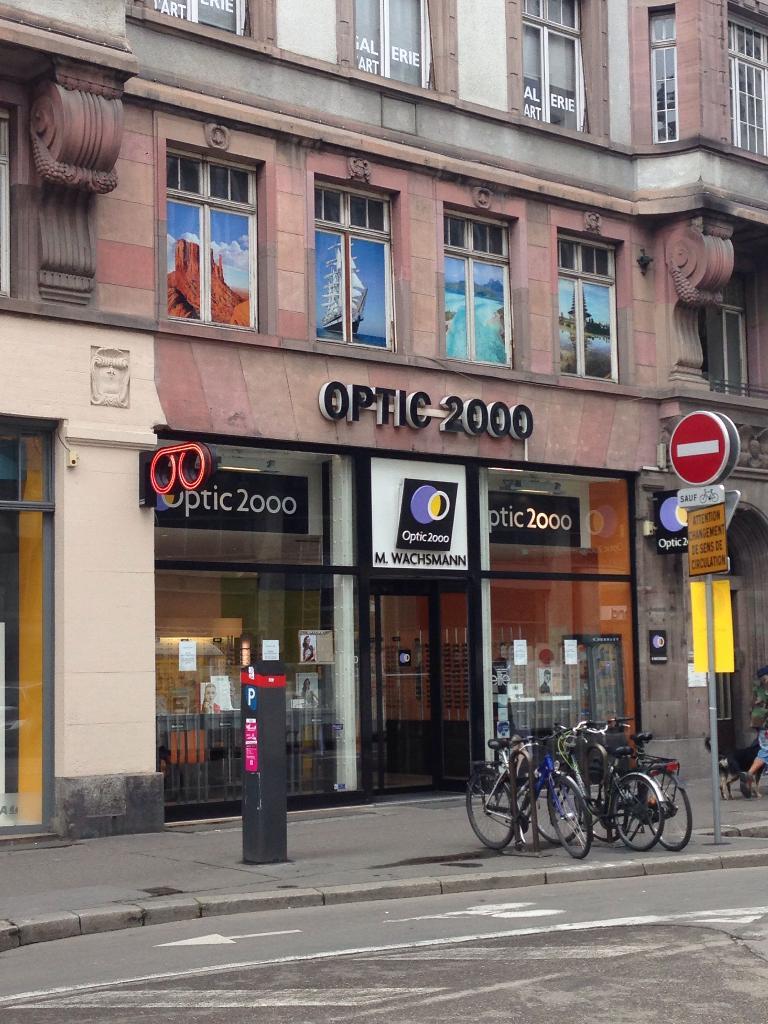 optic 2000 opticien 16 rue du 22 novembre 67000 strasbourg adresse horaire. Black Bedroom Furniture Sets. Home Design Ideas