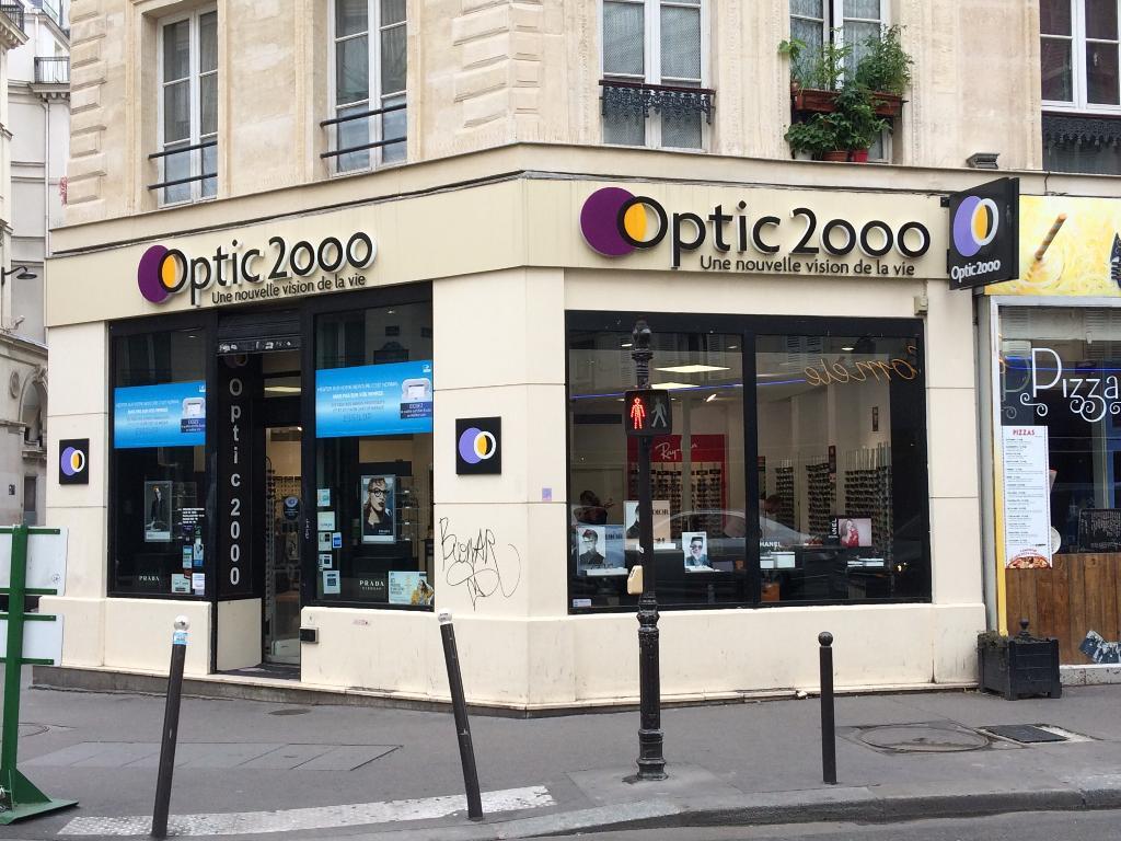 Optic 2000 - Opticien, 18 rue du Faubourg Montmartre 75009 Paris ... b570898b6e9f