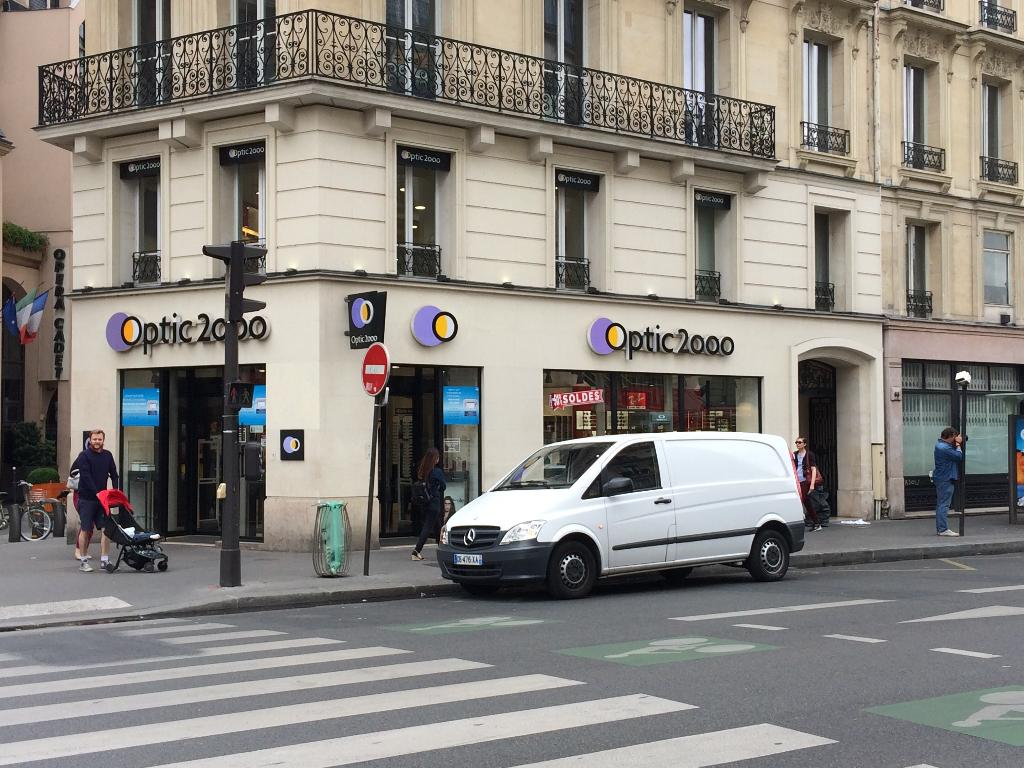 Optic 2000 - Opticien, 64 rue La Fayette 75009 Paris - Adresse, Horaire 90ccf0b079ad
