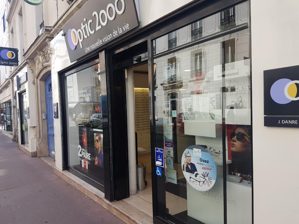 Optic 2000 opticien 60 rue louise michel 92300 - Comptoir des cotonniers avenue louise ...