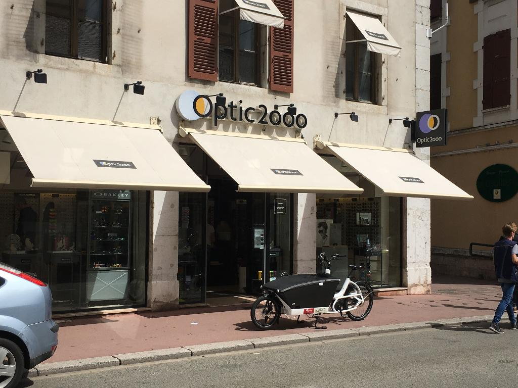 f25908284fc4d6 Optic 2000 - Opticien, 12 rue Vaugelas 74000 Annecy - Adresse, Horaire