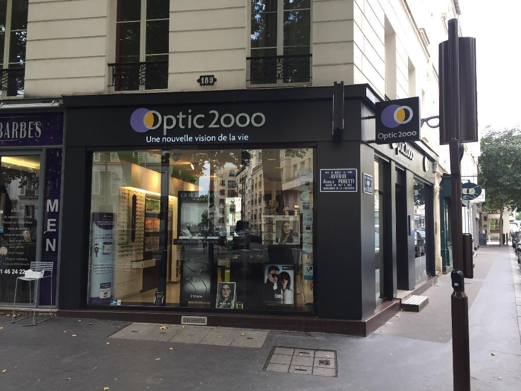 Optic 2000 Fabiovision - Opticien, 12 rue Eglise 92200 Neuilly-sur ... 9af956dc8717