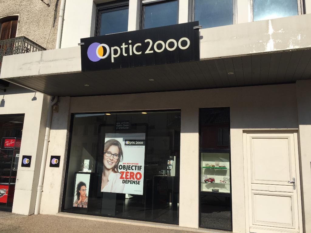 optic 2000 opticien 22 place vaugelas 01800 meximieux adresse horaire. Black Bedroom Furniture Sets. Home Design Ideas