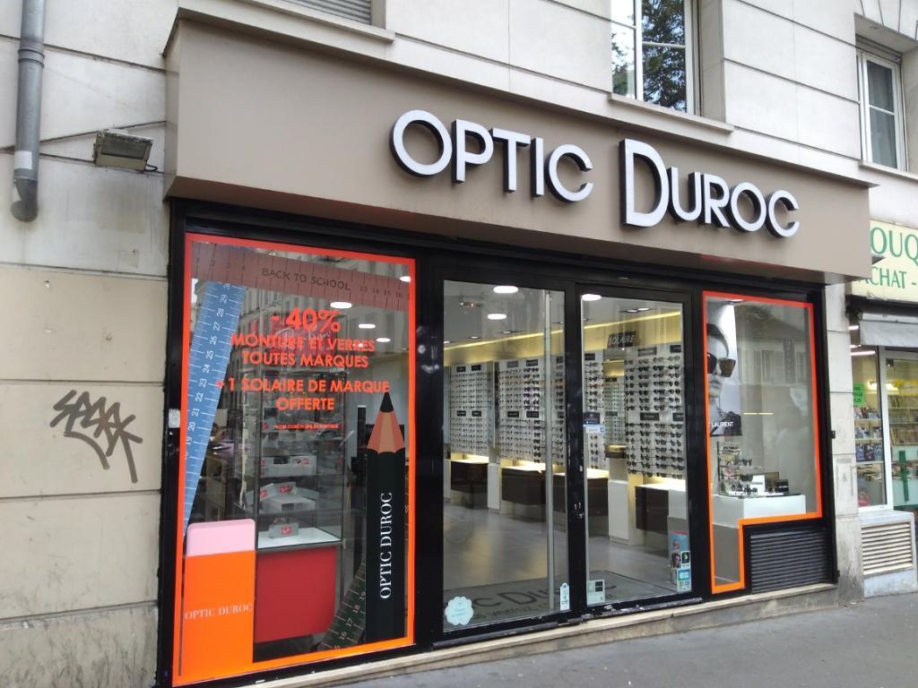 OpticienadresseHoraires Optic Clichy75017 Paris Av Duroc91 m8w0Nn