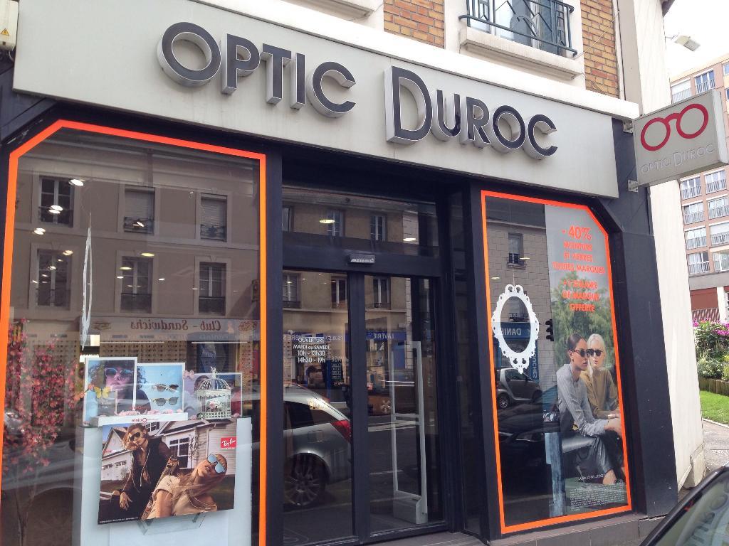 3733b6d81a19e7 Optic Duroc - Opticien, 611 avenue Roger Salengro 92370 Chaville ...
