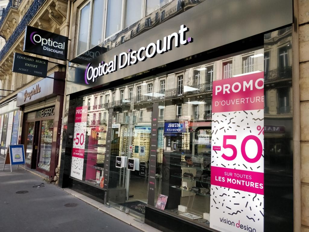 Optical Discount, 74 r La Fayette, 75009 Paris - Opticien (adresse, avis) 8ab4cd28800e