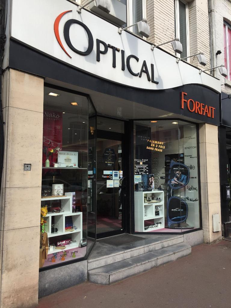 6cd143b2f53dd4 Optical Forfait - Opticien, 122 rue du Maréchal Foch 59120 Loos ...