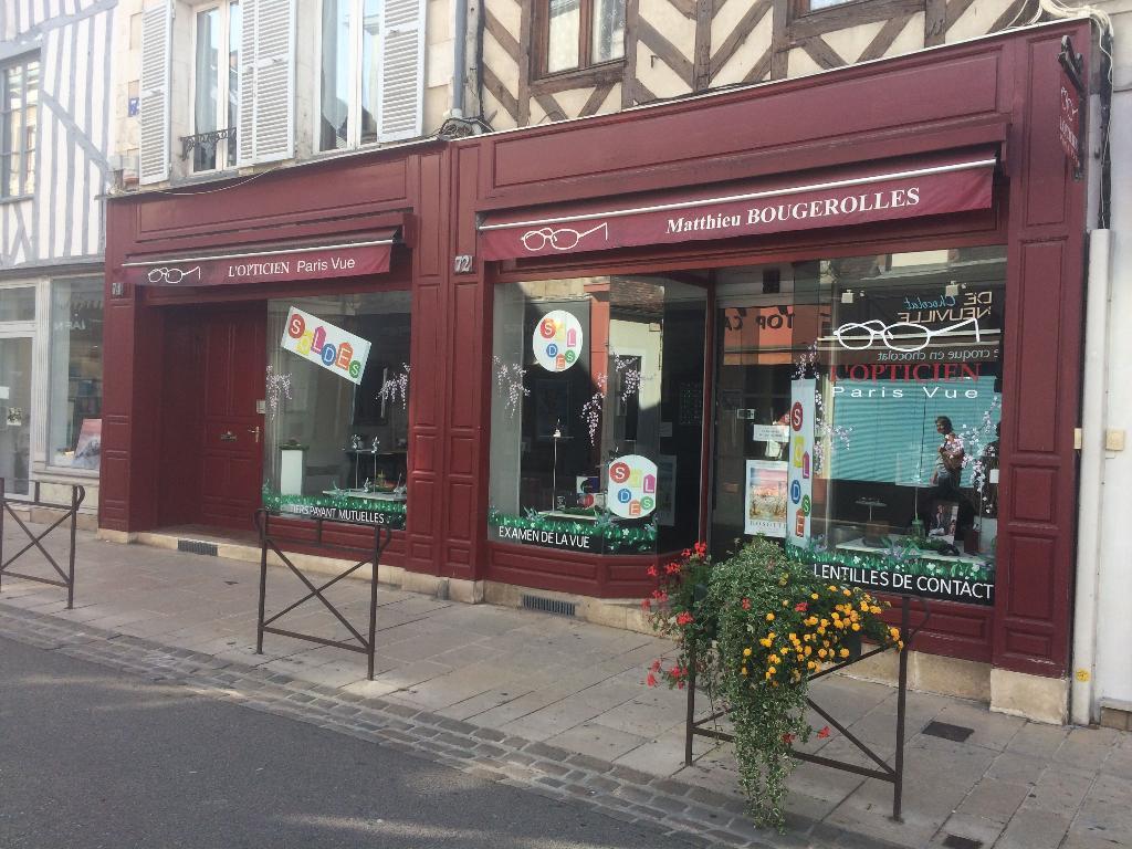 11cfe03e63 Opticien Paris Vue L' Auxerre - Opticien (adresse, avis)