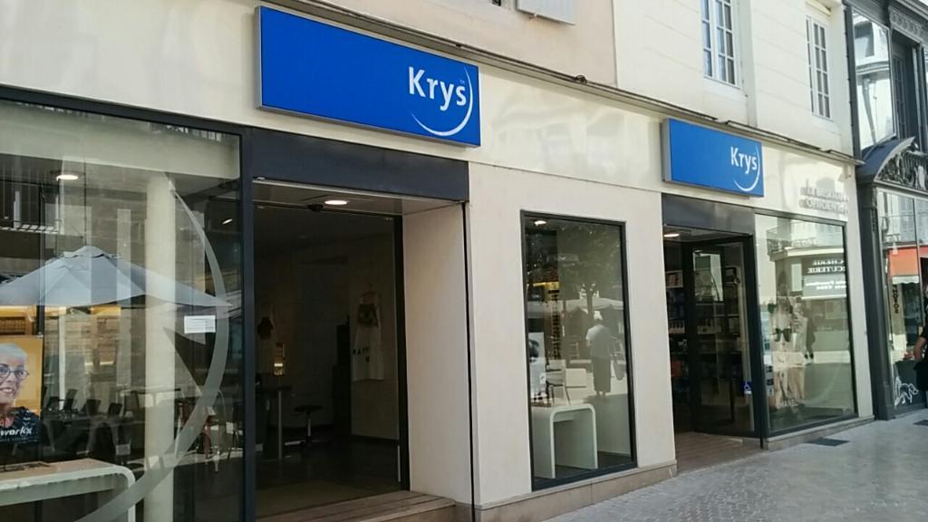 c0664b36fd2819 OPTICIEN KRYS, 9 r St Nicolas, 86000 Poitiers - Opticien (adresse,  horaires, avis)