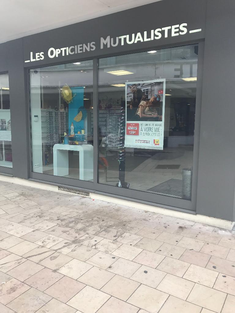Les Opticiens Mutualistes - Opticien, 81 rue du Général Leclerc 76000 ... 4512161c2a75
