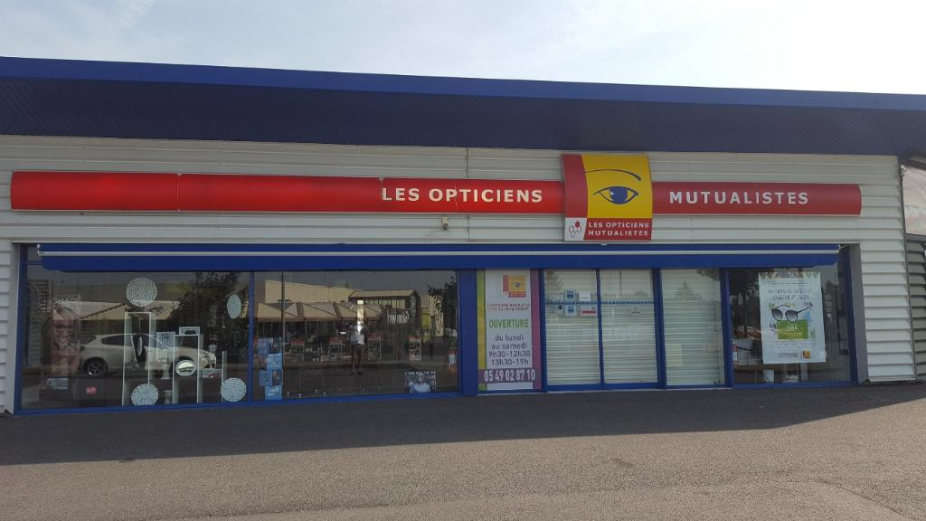 Opticiens Mutualistes, 4 r Herse, 86100 Châtellerault - Opticien (adresse) 909b1d301c13
