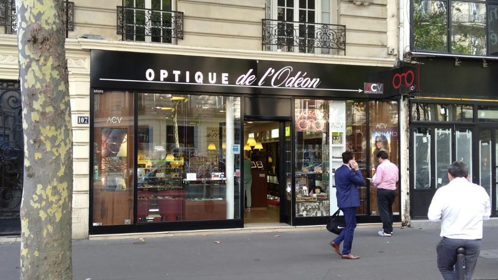 1a2833c7eb0271 Optique de l Odéon - Opticien, 107 boulevard Saint Germain 75006 ...