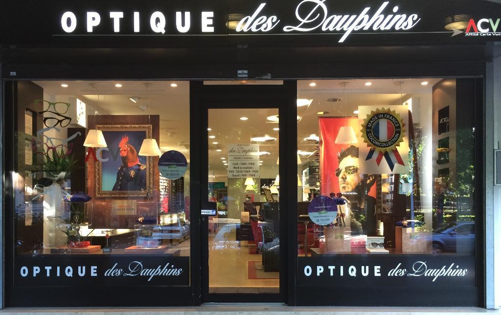 Optique Des Dauphins Ferney Voltaire - Opticien (adresse, horaires, avis) 8489636922ee