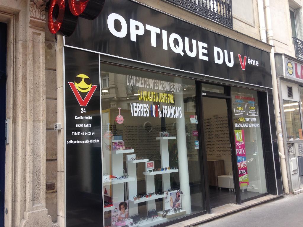 optique paris