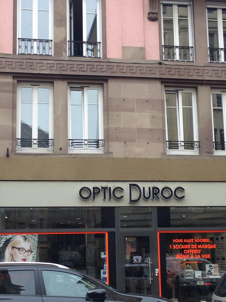 optique duroc opticien 22 rue du 22 novembre 67000 strasbourg adresse horaire. Black Bedroom Furniture Sets. Home Design Ideas