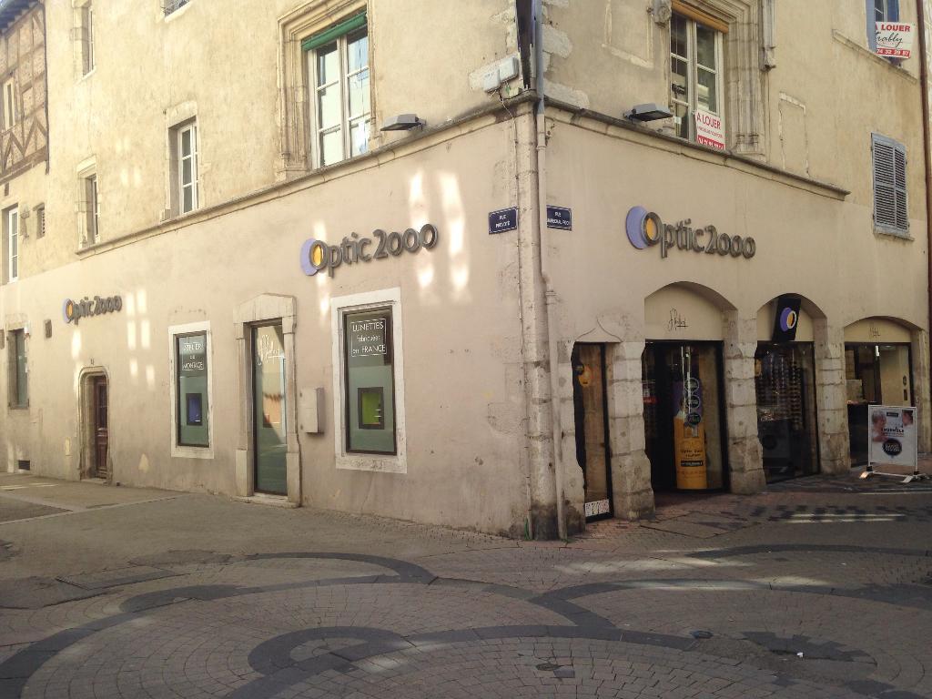 0d023fa77c85fc Optique Penillard - Opticien, 28 rue du Maréchal Foch 01000 Bourg-en ...