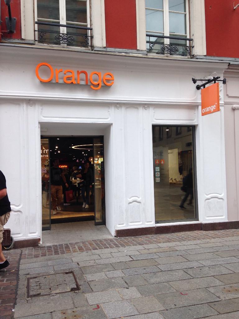 boutique orange vente de t l phonie 27 rue du sauvage 68100 mulhouse adresse horaire. Black Bedroom Furniture Sets. Home Design Ideas