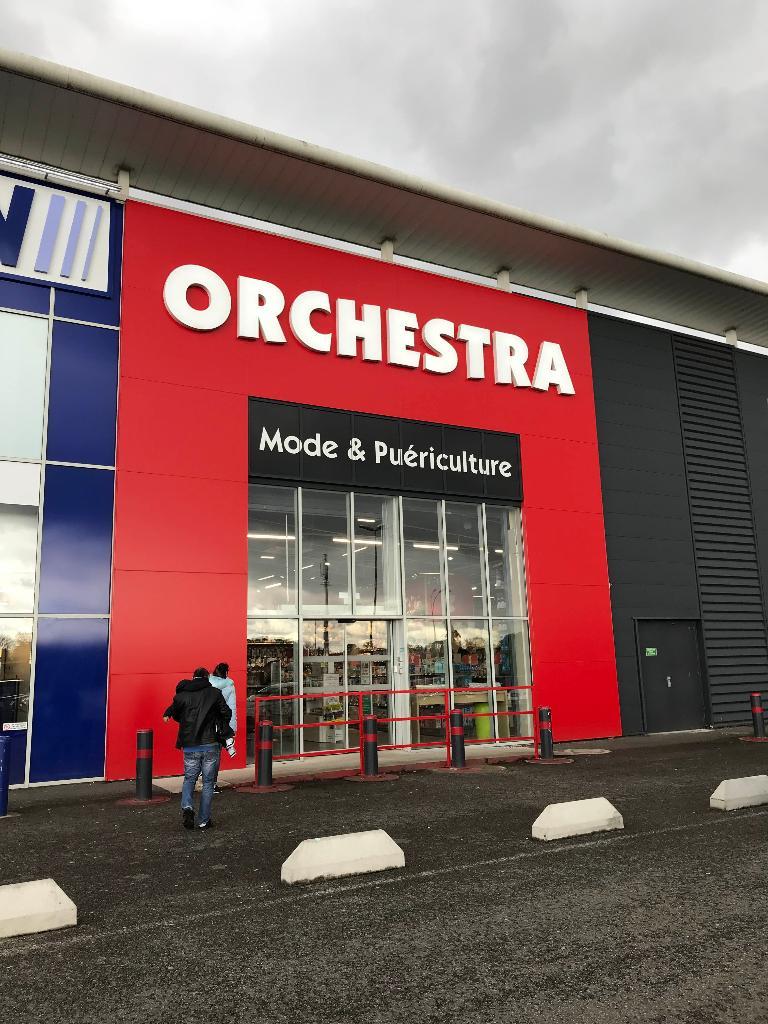 Orchestra, 2 r Commerce, 31650 Saint Orens de Gameville - Vêtements bébés  (adresse, horaires, avis) fb8135ee5d40