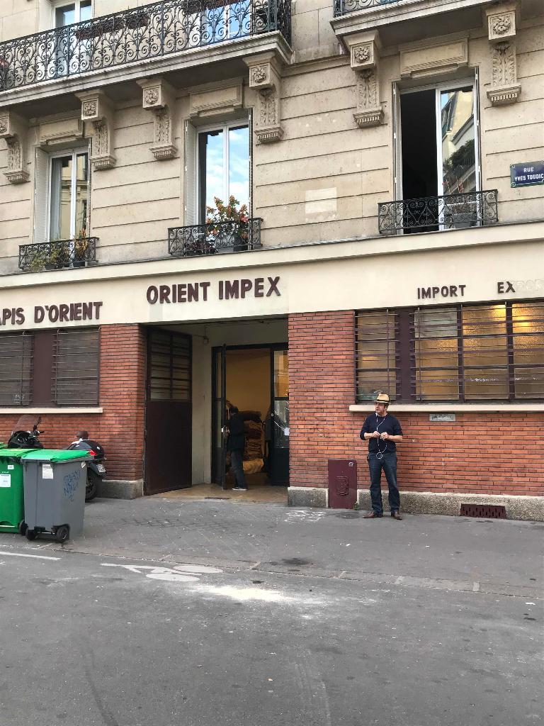Orient impex tapis d 39 orient et d 39 artisanat 33 rue yves - Les bains d orient 75010 ...