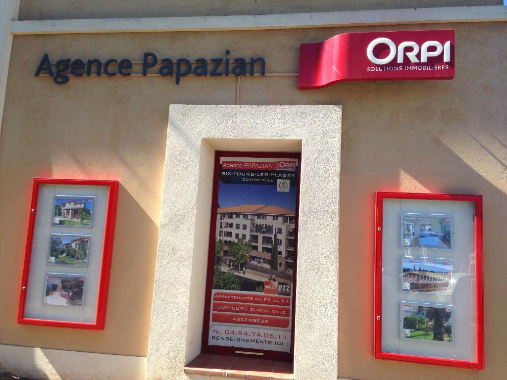 Orpi agence papazian agence immobili re 1 avenue for Agence immobiliere orpi