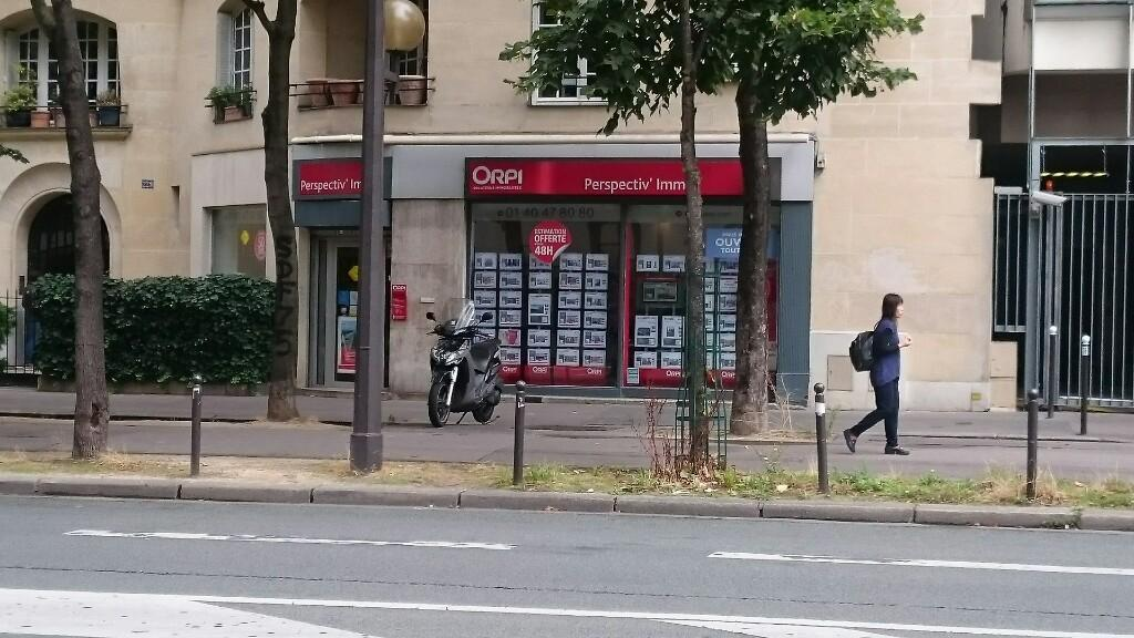 Orpi perpectiv immo agence immobili re 229 boulevard for Agence immobiliere 75014