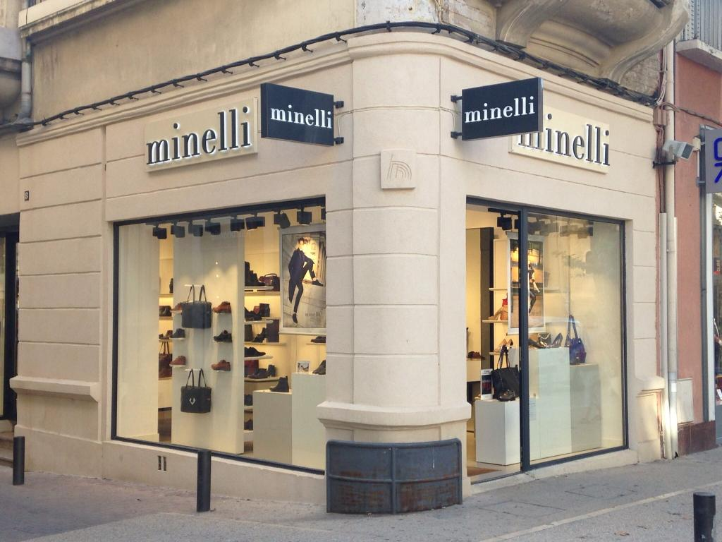 minelli pmj distribution chaussures 77 cours gimon