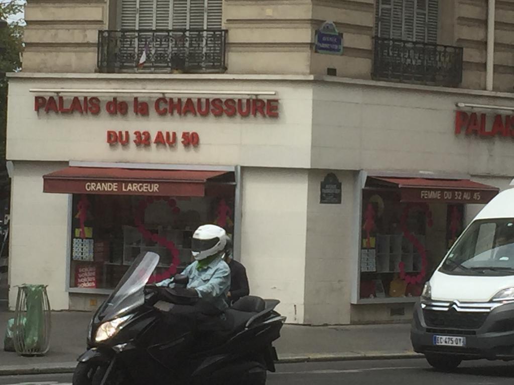 c76d99d959 Palais De La Chaussure Paris - Magasin de chaussures (adresse, horaires,  avis)