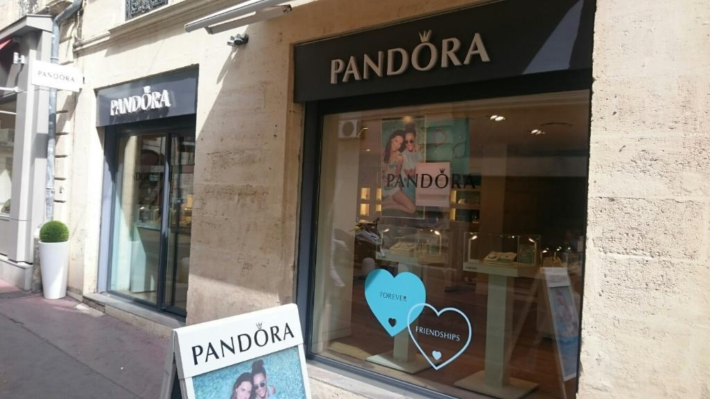 boutique pandora bijoux 3 passage bruyas 34000 montpellier adresse horaire. Black Bedroom Furniture Sets. Home Design Ideas