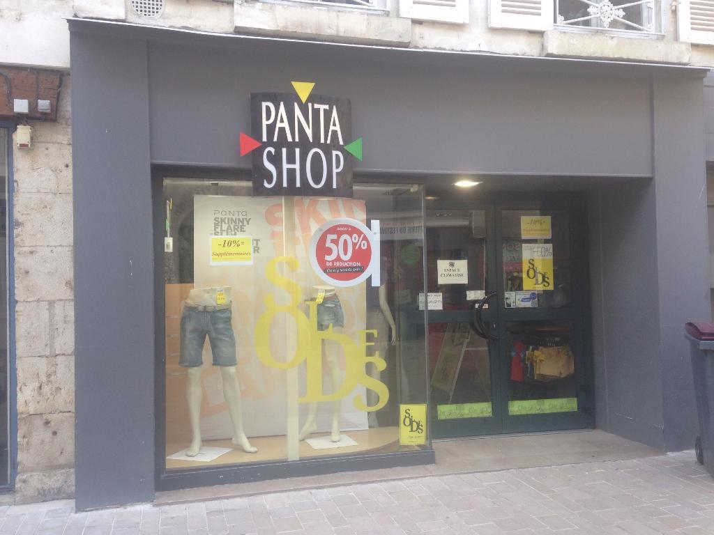 5a0213d8460 PANTASHOP Vendôme - Magasins de vêtement (adresse
