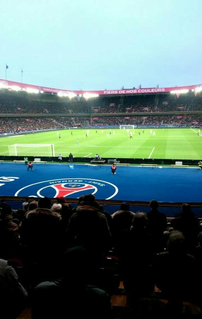 Parc des princes infrastructure sports et loisirs 24 rue commandant guilbaud 75016 paris - Parking porte de saint cloud ...