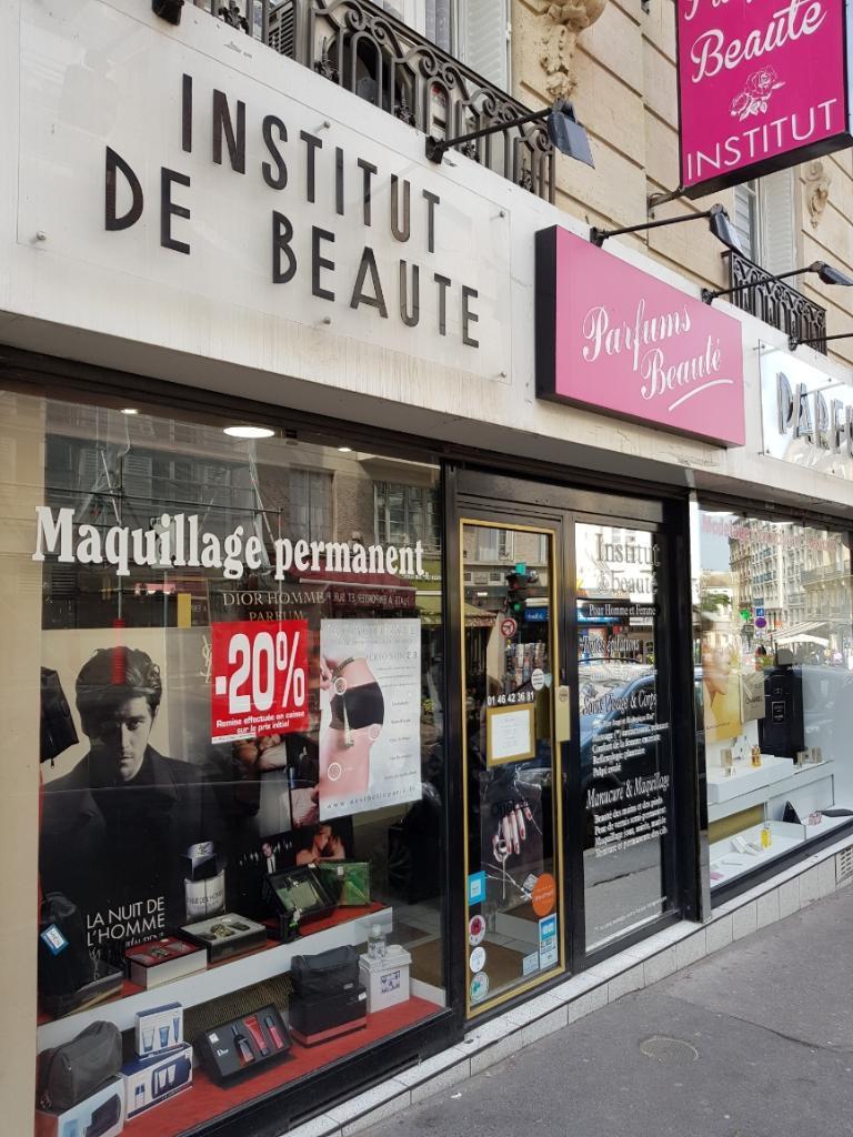 parfums beaut st institut de beaut 2 rue auguste gervais 92130 issy les moulineaux. Black Bedroom Furniture Sets. Home Design Ideas