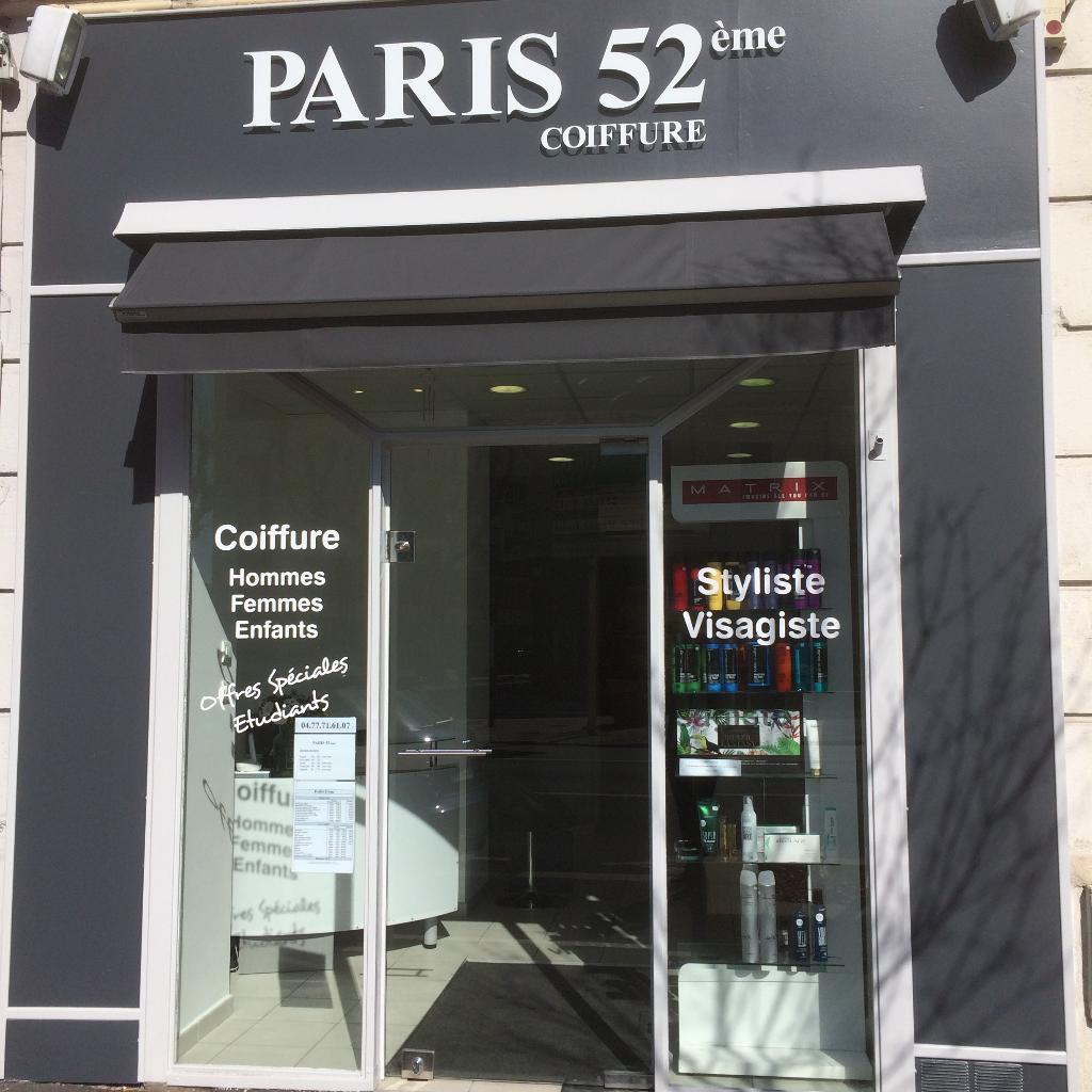 paris 52 me coiffure coiffeur 52 avenue de paris 42300 roanne adresse horaire. Black Bedroom Furniture Sets. Home Design Ideas