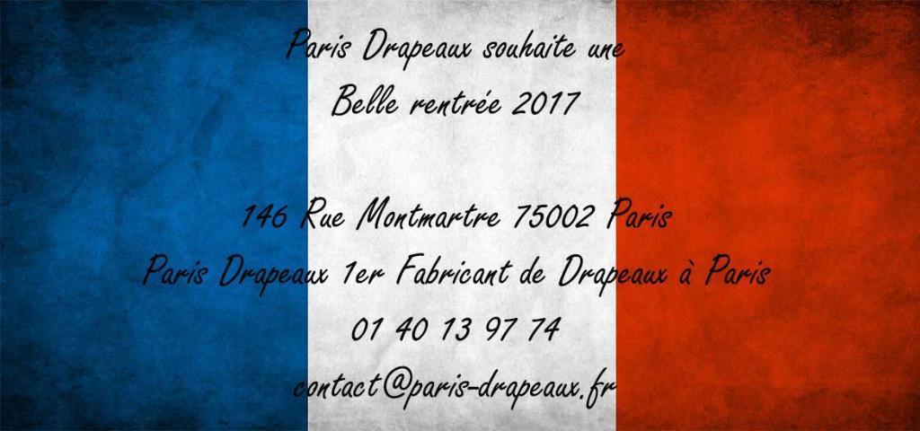 Paris Drapeaux Fabrication De Drapeaux Et Banderoles 58